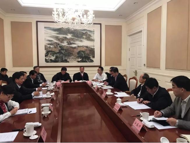 民革中央调研组来鲁开展专题调研丨连城集团董事长陆建林出席座谈并发言