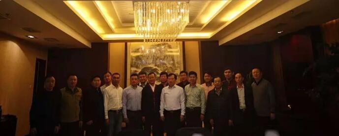 驻济商会会长及民营企业家走进齐河,参观连城智谷·齐河众创产业园项目
